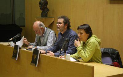 Presentació del llibre Comunicació, educació i compromís social