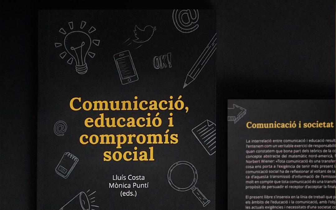Publicació del llibre Comunicació, educació i compromís social