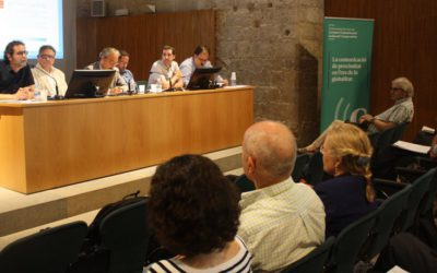 XXVII Conferència Anual de la Societat Catalana de Comunicació