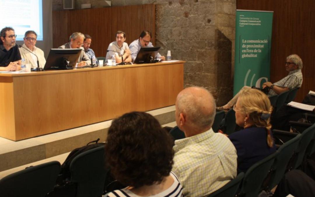 Recerca en comunicació a Girona