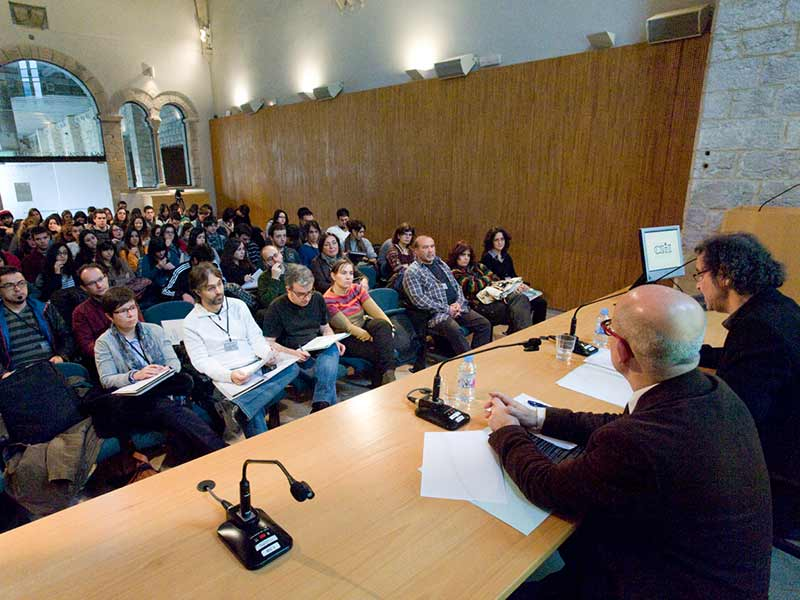 II JORNADES INTERNACIONALS DE COMUNICACIÓ I SOCIETAT