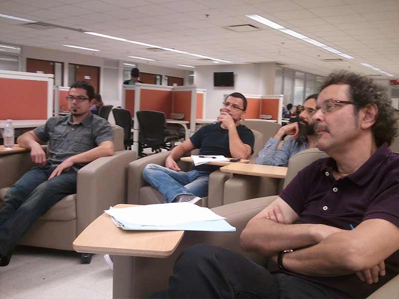 Jornades sobre Comunicació i Societat a la Universitat de Puerto Rico