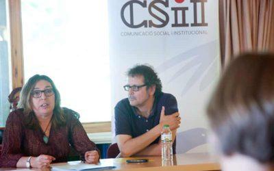 XXV Conferència Anual de la Societat Catalana de Comunicació