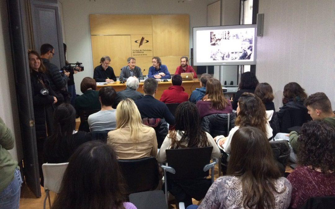 La història de la ciutat de Girona a través dels seus mitjans de comunicació