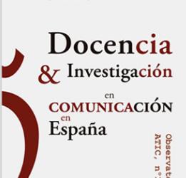 Publicada l'obra Docencia & Investigación en Comunicación en España