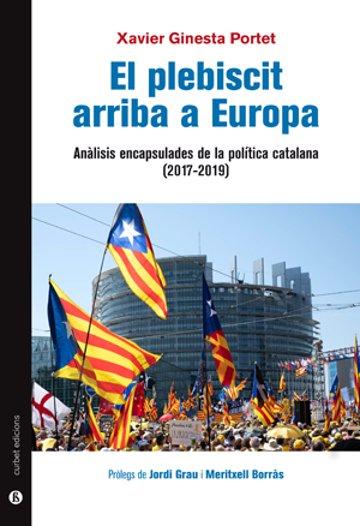 Ginesta publica 'El plebiscit arriba a Europa'